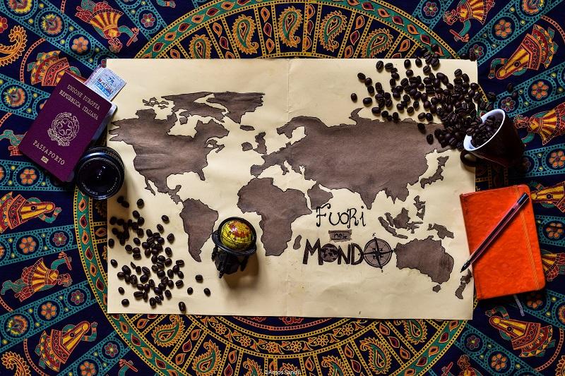 Mappa Fuori nel Mondo