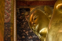 Buddha sdraiato – Wat Pho, Bangkok
