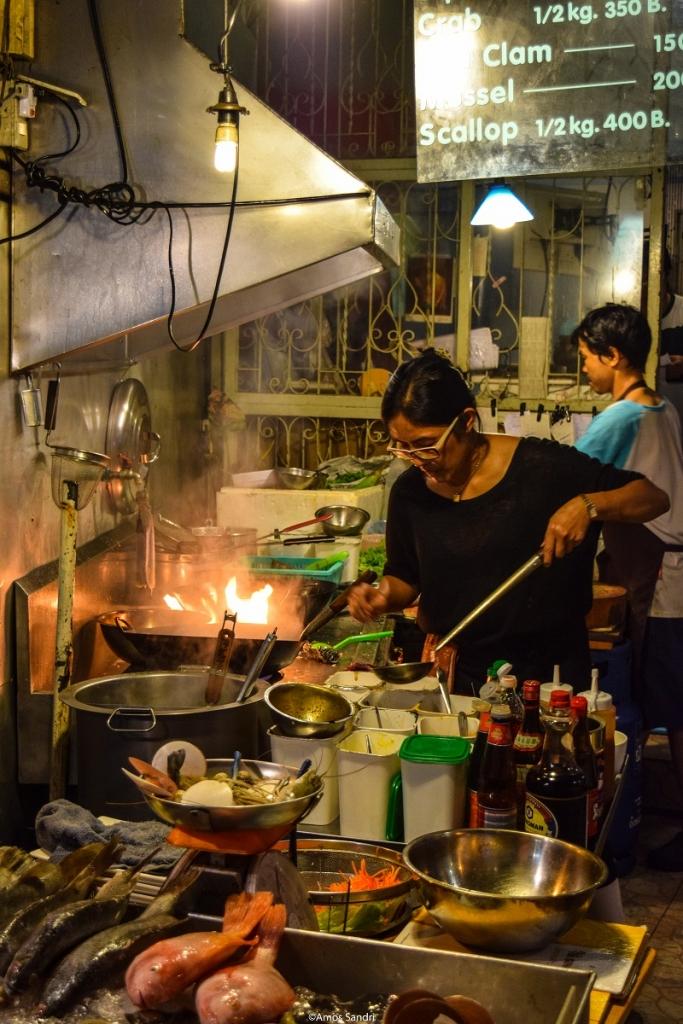 Street Kitchen – Bangkok