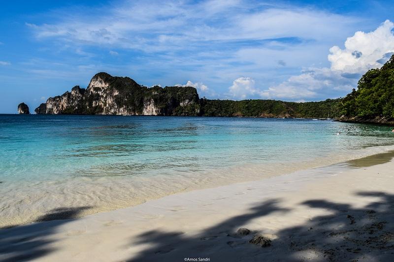 Monkey beach – Ko Phi Phi