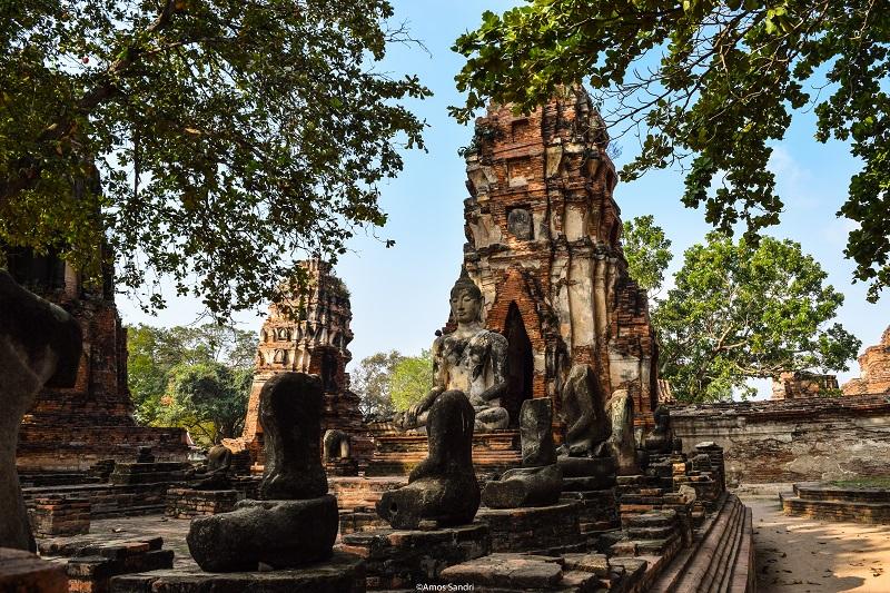 Wat Maha That – Ayutthaya