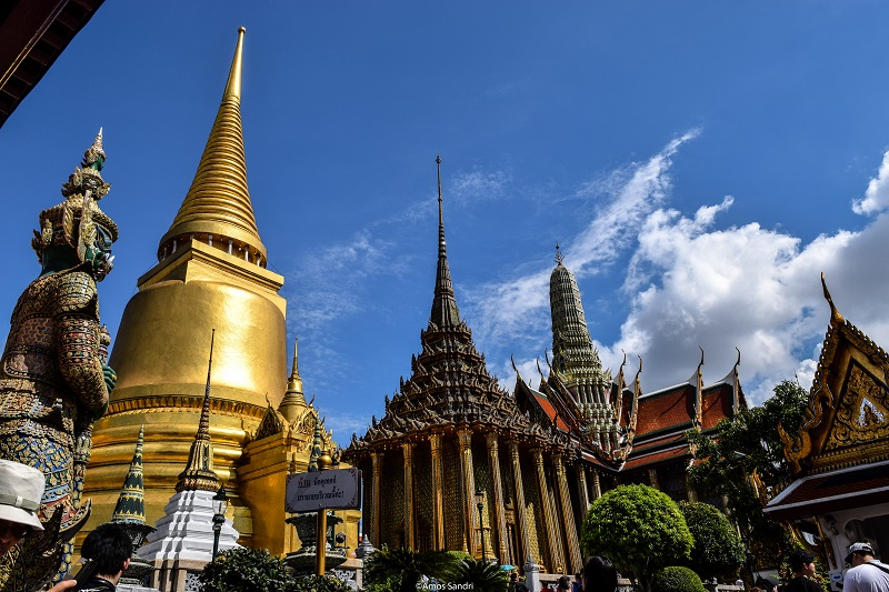 Wat Phra Kaew – Bangkok