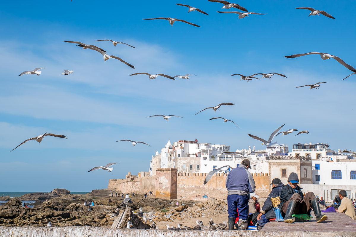 Mura forificate di Essaouira