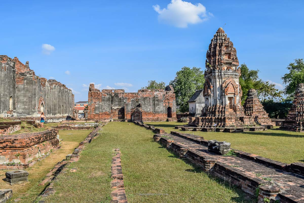 Tempi di Lopburi