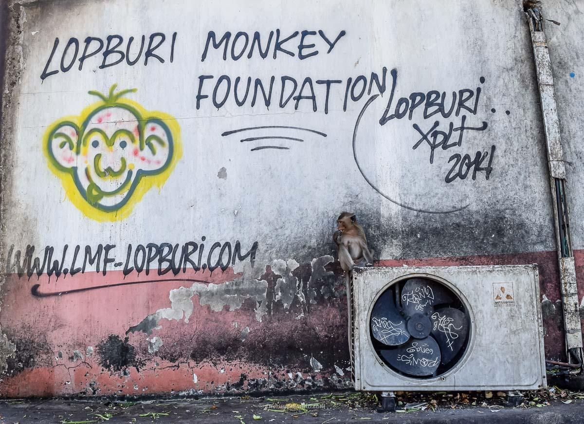 Murales Lopburi