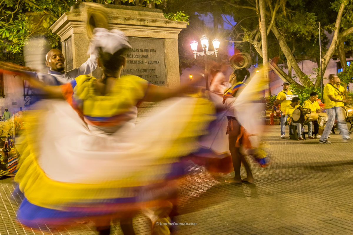 Ballerini a Cartagena