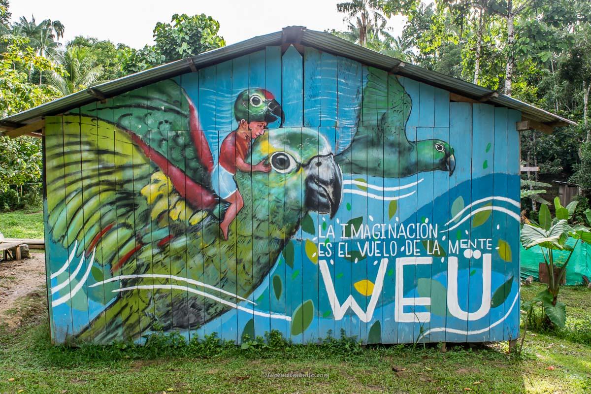 Murales Puerto Nariño