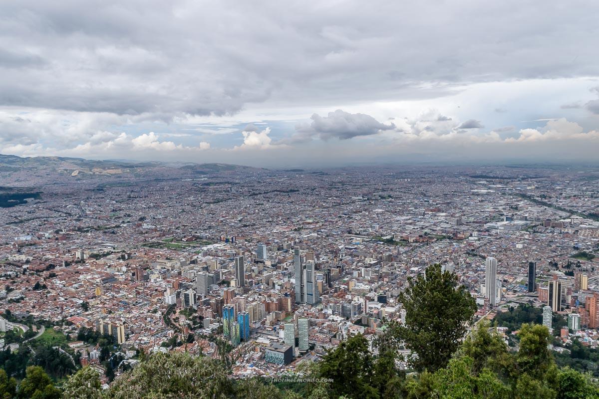 Panoramica Bogotà
