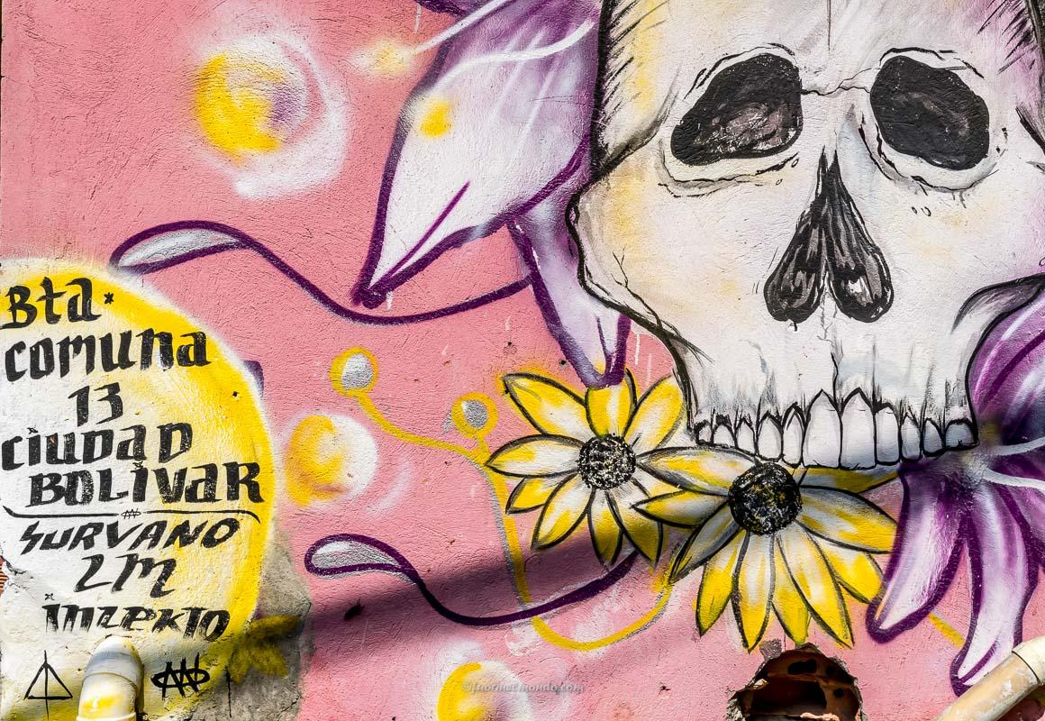 Murales Comuna 13
