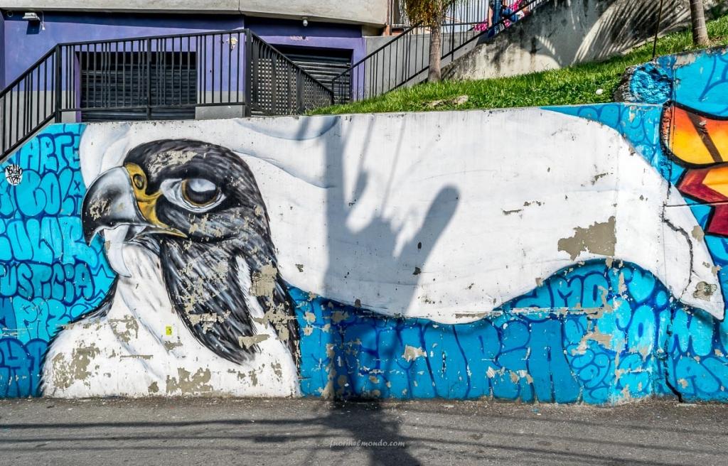 Murales Aquila, Comuna 13